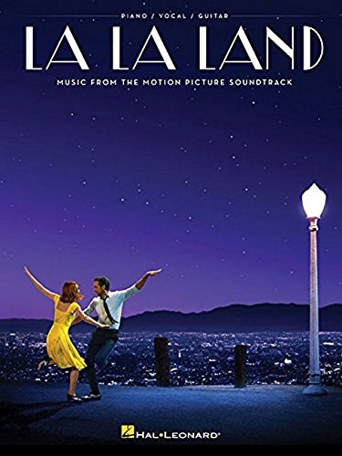 La La Land: Music from the Motion Picture Soundtrack - Sheet Music Piano Guitar