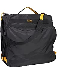 A. Saks Expandable Garment Bag