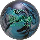 Brunswick Inferno Blue Flame Special Edition Bowling Ball 15 Pounds