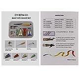 Onerbuy Fabric Bias Tape Maker Kit Sewing