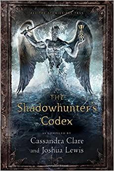 Image result for shadowhunters codex