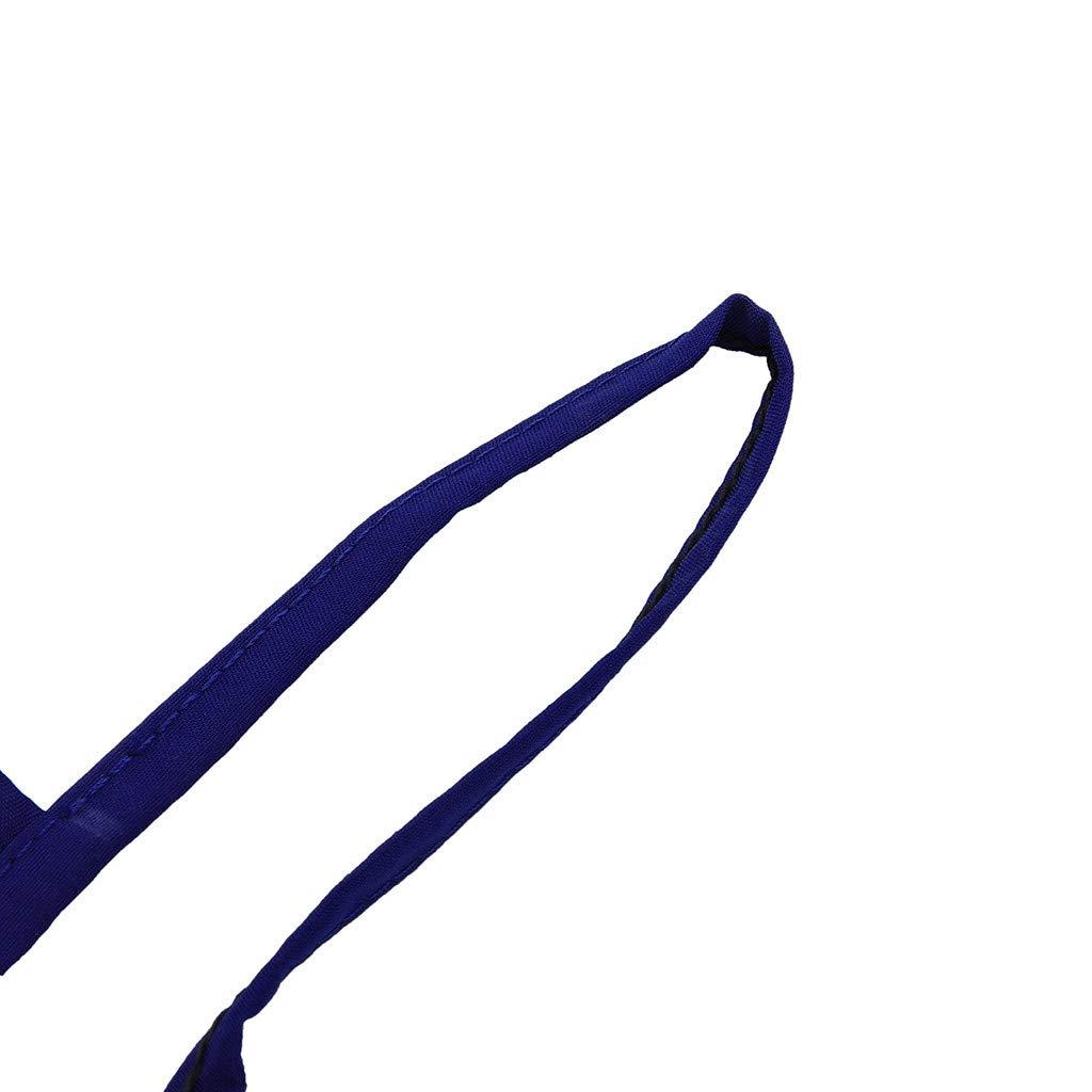 Fashion Women Casual Camis Sleeveless V-Neck Overlap Back Scallop Hem Crop Tops