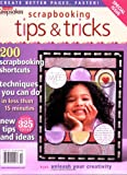 Creating Keepsakes Scrapbooking Tips and Tricks 9781929180813