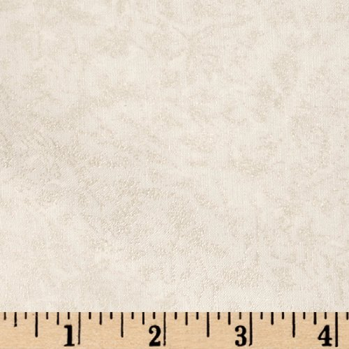 Michael Miller Fairy Frost Snow Fabric By The - Quilt Michael Miller Fabric