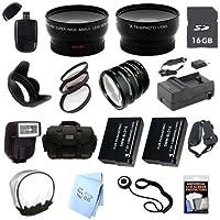 Advanced Professional Kit: for Panasonic DMC-GX1, DMC-G3, DMC-GF2 SLR Cameras