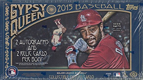 Topps Gypsy Queen Baseball Hobby