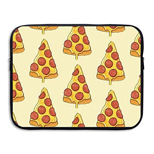 Tasty Pizzas Halloween Water Repellent Laptop Case Bags Laptop Bags Computer Backpack 13Inch 15Inch -