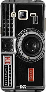DailyObjects Instamatic Red Case For Samsung Galaxy J3