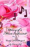 Victoria Secret Pink Best Deals - Diary of a Music Enthusiast: Diary/Notebook/journal/secrets/present/music Lover - Original Design 4 - Candy-pink