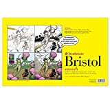 11X17 SMOOTH BRISTOL 24/PAD