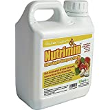 Dragon Poultry Nutrimin Cider Apple Vinegar & Garlic 1 ltr for Chickens, Poultry, Hatching Eggs