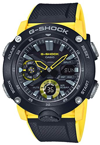 Casio G-Shock GA-2000-1A9ER Series
