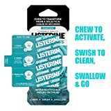 Listerine Ready! Tabs Chewable Tablets with Clean