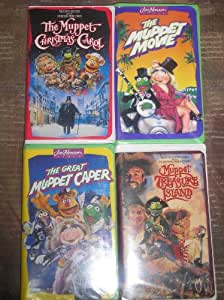 Amazon.com : The Great Muppet Caper + the Muppet Christmas ...The Muppet Movie Vhs Amazon