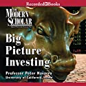 The Modern Scholar: Big Picture Investing Lecture by Peter Navarro Narrated by Peter Navarro