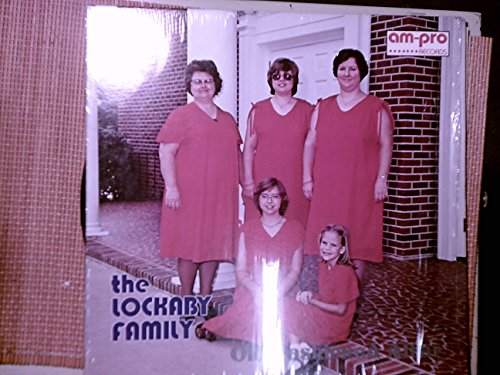 THE LOCKABY FAMILY OLD FASHIONED ALTAR VINYL RECORD ALBUM LP RARE - Old Altar