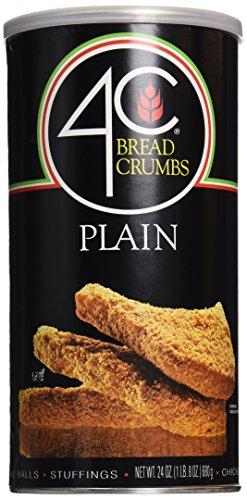 4C Bread Crumbs Plain, 24 oz