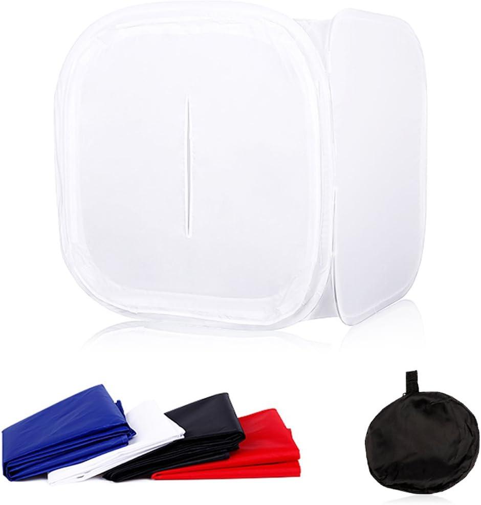 50x50cm Table Top Photo Studio Mini Softbox 20x20 inch Foldable Light Shooting Tent Cube Soft Box for Photography