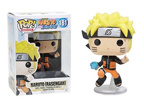 Funko POP Anime: Naruto Shippuden (Rasengan) Toy -