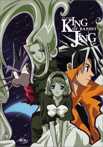 King of Bandit Jing (Vol. 2)
