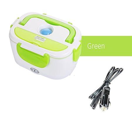 Linlyca - Fiambrera eléctrica portátil con calentador de comida ...