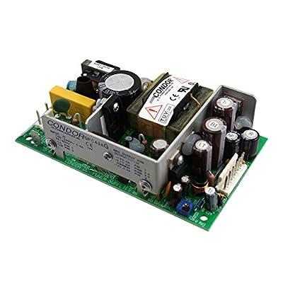 GPC40AG AC/DC Power Supply Triple-OUT 5.1V/12V/-12V 4A/2A/0.4A 40W 10-Pin
