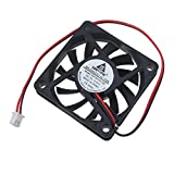 60 x 60 cooling fan - Gdstime 60x60x10mm 60mm 5V 0.18A Brushless DC Cooling Fan