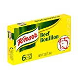 Knorr Bouillon Beef, 2.3-Ounce Packages (Pack of 24)