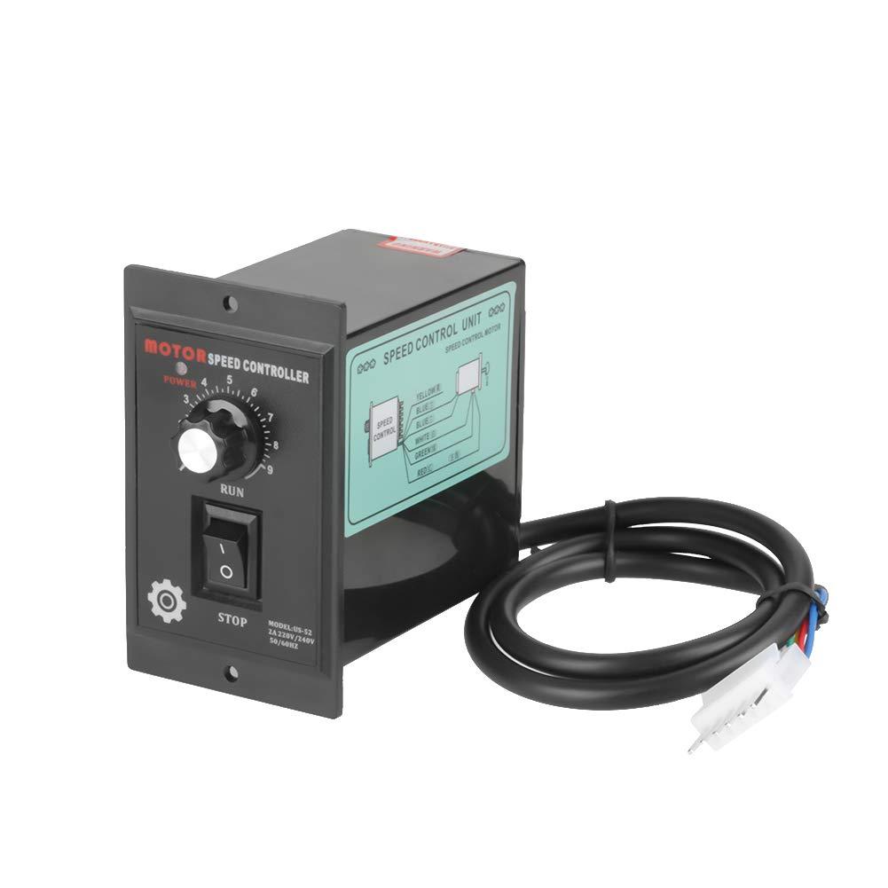 400W CA 220V Motor Regulador de Precisi/ón Controlador de Avance y Retroceso