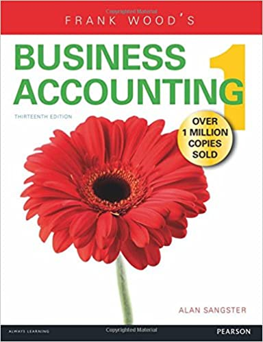 Frank Wood Business Accounting 11th Edition Pdf Download