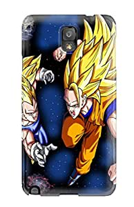 Hot Ultra Slim Fit Hard Case Cover Specially Made For Galaxy Note 3- Goku And Vegeta 7261887K96304443