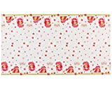 "American Greetings Strawberry Shortcake Plastic Table Cover, 54 x 96"""