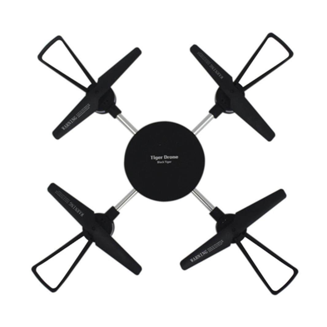 Bescita Mini Drohne mit 0.3MP HD Kamera, 2.4GHZ, 6 Achsen, WIFI FPV, 4-Kanal, Headless Modus