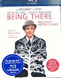 Being There / Bienvenue Mister Chance (Bilingual) [Blu-ray]