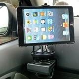 Dedicated iPad MINI Cup Holder Car Mount (sku 16078)