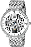 Skagen Men's SKW6278 Hald Stainless Steel Mesh Analog Quartz Casual Watch