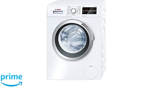 Bosch WLT20460BY Independiente Carga frontal 6.5kg 1000RPM A+++ ...