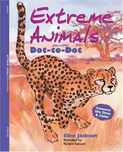 Download Extreme Animals Dot-to-Dot ebook