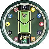 Sterling Gaming Pool Table Clock