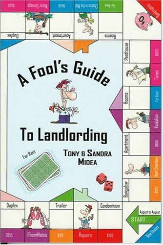 Price comparison product image A Fool's Guide to Landlording
