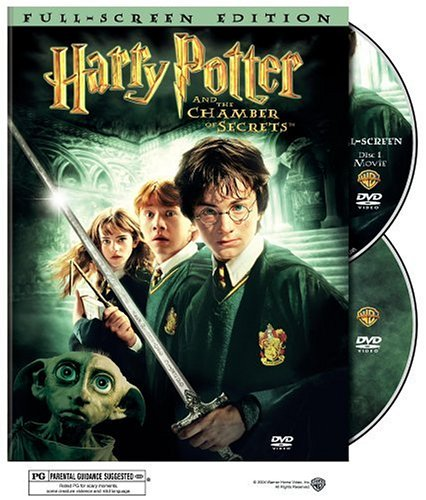 Click for larger image of Harry Potter and the Chamber of Secrets (Full-Screen Edition)