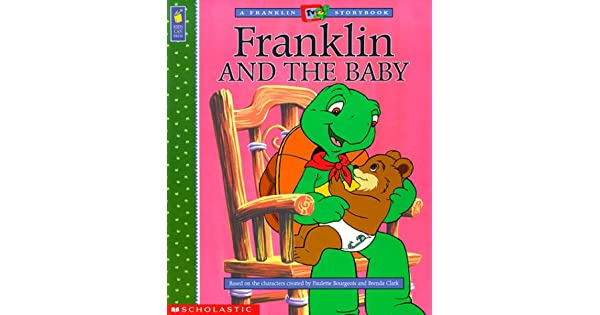 Amazon.com: Franklin and the Baby (FRANKLIN TV STORYBOOK ...