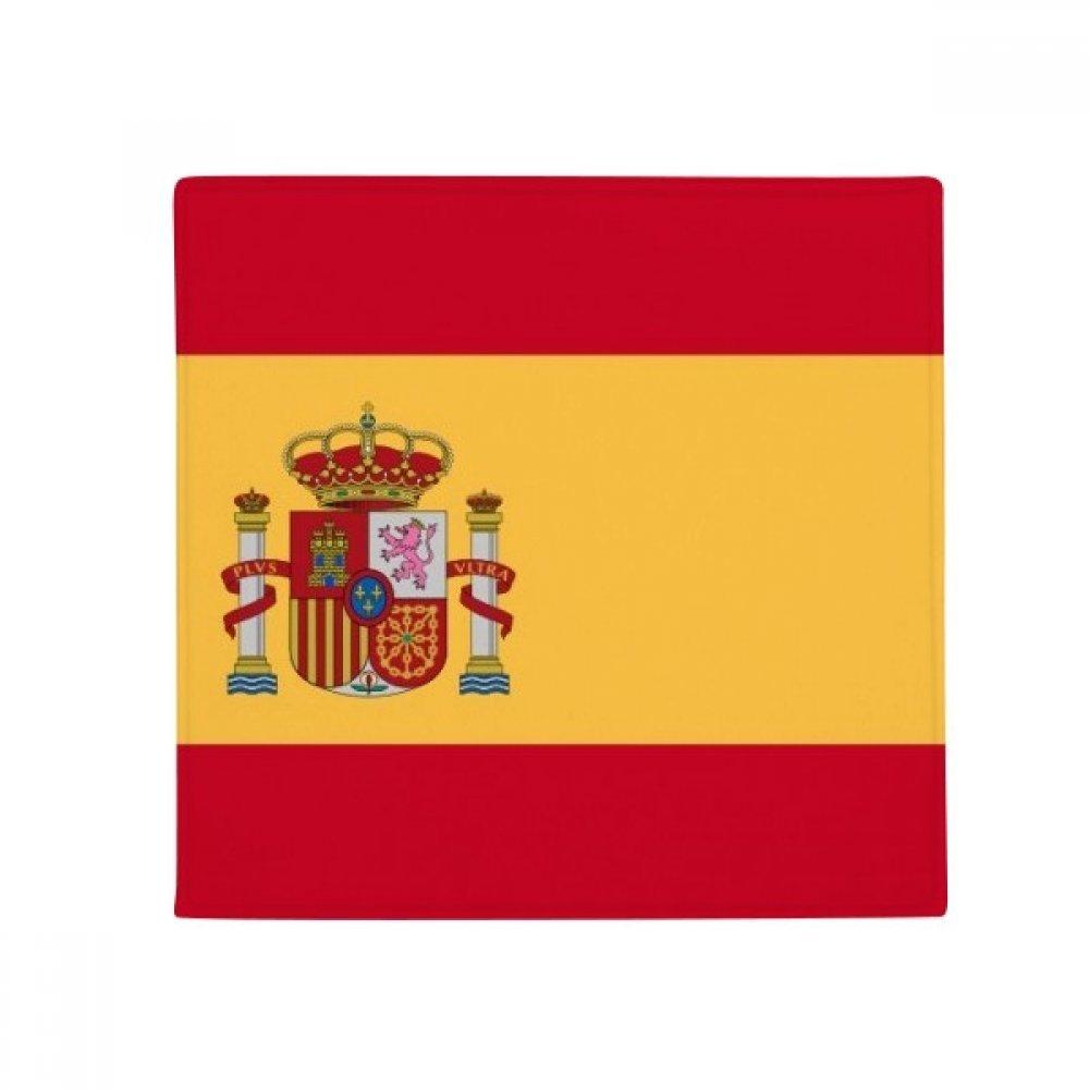 60X60cm DIYthinker Spain National Flag Europe Country Anti-Slip Floor Pet Mat Square Bathroom Living Room Kitchen Door 60 50Cm Gift