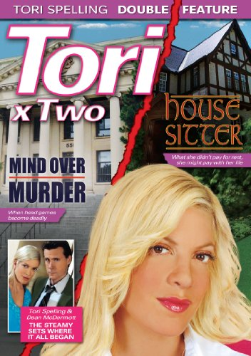 Tori x 2: Mind Over Murder and House Sitter (Tori Spelling Dvd)