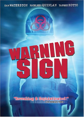 Warning Sign by STARZ HOME ENTERTAINMENT
