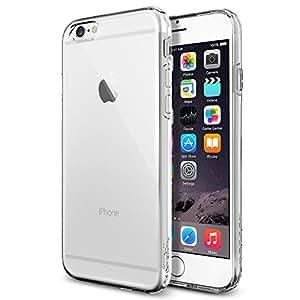 Spigen SGP10940 - Funda para iPhone 6, Claro