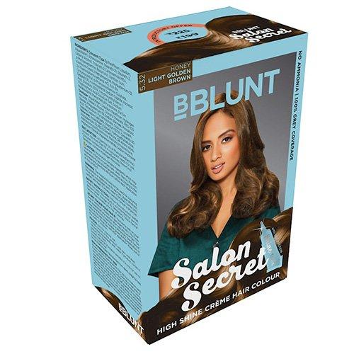 Buy Bblunt Salon Secret High Shine Creme Hair Colour Light Golden