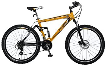 Anza Xg 6000 Dual Suspension Mountain Bike Mountain