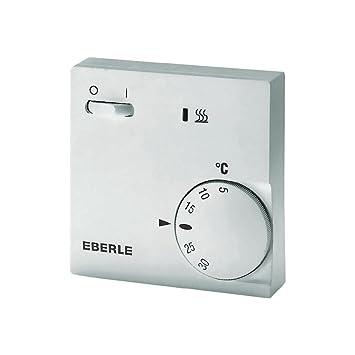 EBERLE 111110451100 Eberle RTR - E 6202 Raumtemperaturregler mit ...