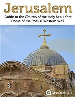 Jerusalem Church Sepulchre Western Israel ebook product image